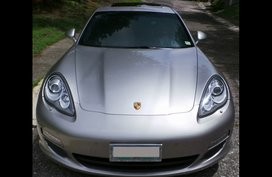 Sell Silver 2010 Porsche Panamera Wagon (Estate) at 19000 in Baguio