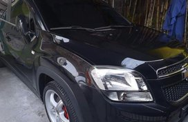 Selling Black Chevrolet Orlando 2013 in Pasig