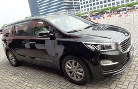 Sell Black 0 Kia Grand carnival in Manila