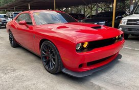Red Dodge Challenger 0 for sale in