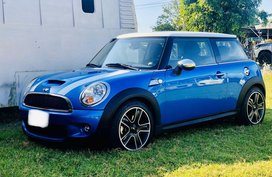 Selling Blue Mini Cooper S 2011 in Manila