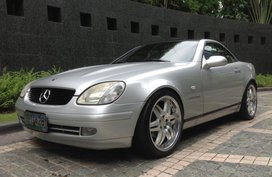 1998 Mercedes-Benz SLK 230 for sale