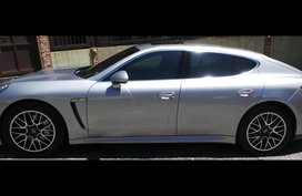 Selling Porsche Panamera 2010 Automatic in Baguio