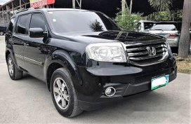 Black Honda Pilot 2012 for sale in Automatic