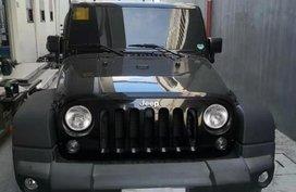Selling Black Jeep Wrangler 0 in Pasig