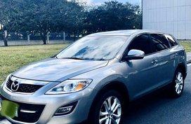Selling Silver Mazda Cx-9 2012 in Bonifacio