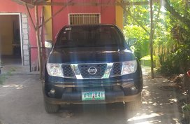 Nissan Frontier Navara 2012 E 4x4 (Automatic) Negotiable