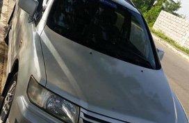 Pearl White Mitsubishi Grandis 2008 for sale in Quezon City