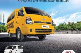 New 2020 Kia K2500 Kargo with Dual AC