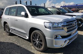 Toyota Land Cruiser 4.5L Sterling 2019