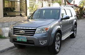2011 Ford Everest 4x2 Automatic
