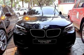Black Bmw M2 2015 Automatic for sale