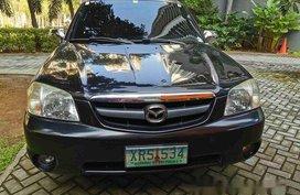 Selling Black Mazda Tribute 2004 in Quezon City