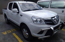 Sell White 2016 Foton Thunder in Antipolo