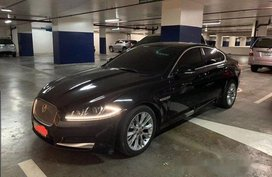Black Jaguar Xf 2015 Automatic for sale