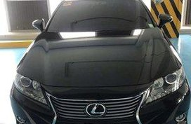 Sell Black 2014 Lexus Es 350 Automatic Gasoline
