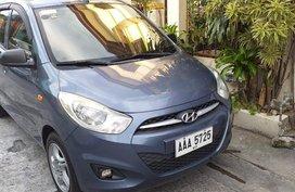 Hyundai I10 2014 for sale in Manila