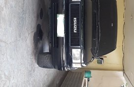 Sell Black 1994 Isuzu Trooper in Lipa