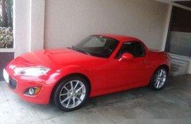 Selling Red Mazda Mx-5 2011 Manual Gasoline