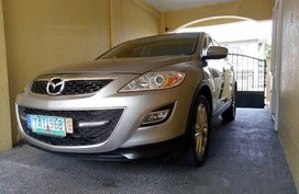 Silver Mazda Cx-9 2011 Automatic for sale