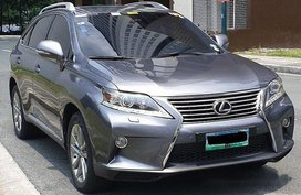Grey Lexus Rx 350 2013 Automatic for sale in Automatic