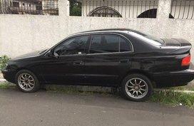 Sell Black 1997 Toyota Corona at 174900 km