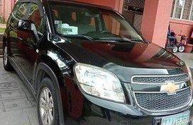 Sell Black 2012 Chevrolet Orlando in Dasmarinas