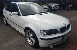 Sell White 2002 Bmw 316i in Cainta