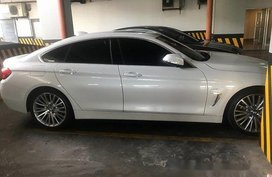White Bmw 420D 2017 Coupe Automatic for sale