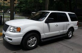 Sell White 2003 Ford Expedition in Pasig