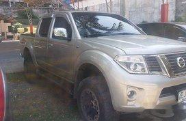 Selling Nissan Frontier Navara 2013 Manual Diesel