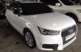 Selling White Audi A1 2016 in Makati