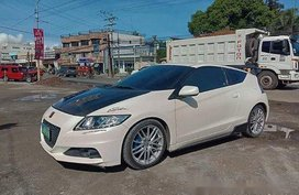 Sell White 2013 Honda Cr-Z at 38000 km