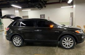 Black Mazda Cx-9 2009 Automatic for sale