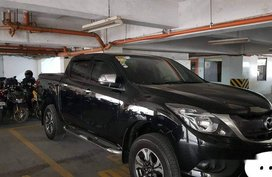 Black Mazda Bt-50 2019 for sale in Automatic