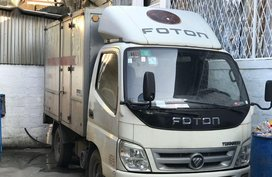 Sell White 2012 Foton Tornado in Manila
