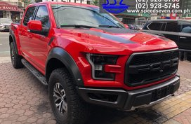 BRAND NEW 2020 FORD F-150 RAPTOR
