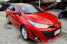 2019 TOYOTA VIOS E AUTOMATIC GRAB READY FOR SALE