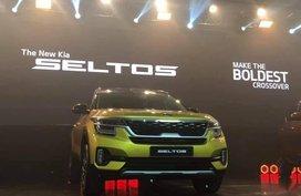 Kia Seltos 2020 for sale in Quenzon City