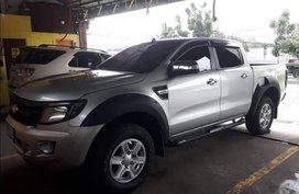 Selling Silver Ford Ranger 2013 in Quezon