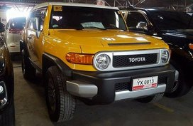 Toyota Fj Cruiser 2016 for sale in Makati