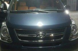 Blue Hyundai Starex 2013 for sale in Manila