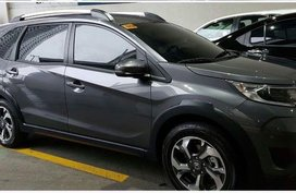 Sell Grey 2017 Honda BR-V in Manila