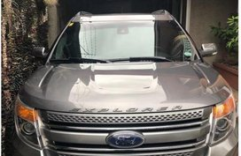 Sell Grey 2014 Ford Explorer in San Pablo