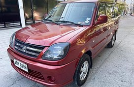 2015 Mitsubishi Adventure Glx