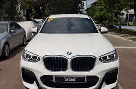 2018 BMW X3 M Sport Alpine White