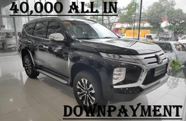 Brand New Mitsubishi Montero Sport Low Downpayment Promo!!! Fast Approval & No Hidden Charges!!