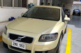 Beige Volvo C30 0 for sale in Manila