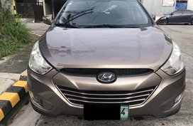 Bronze Hyundai Tucson 2013 for sale in Automatic