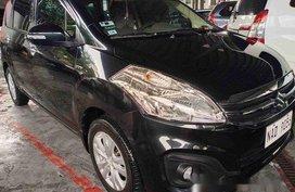 Black Suzuki Ertiga 2017 for sale in Pamplona